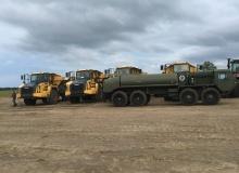 Haul Truck Fueling