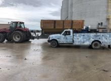 Tractor & Side Dump