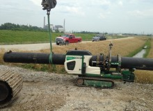 HDPE Pipe Welding