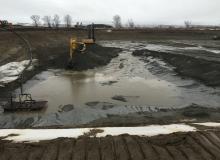 Industrial Pond Closure